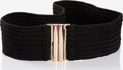 TOM TAILOR Pas 'DDANA' | črna barva, Prikaz izdelka