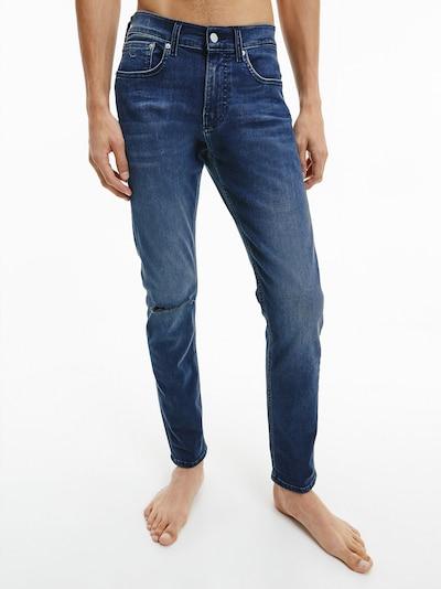 Calvin Klein Jeans Farkut värissä sininen, Mallinäkymä