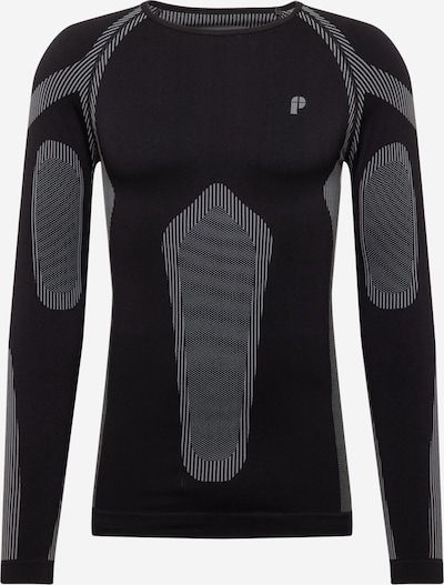 PROTEST Base Layer 'TIMP' in Light grey / Black, Item view