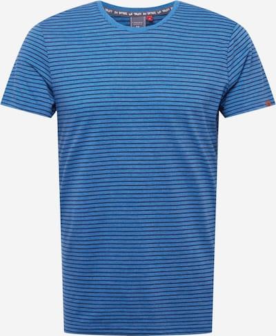 Ragwear T-Shirt 'STRACY' in blau / dunkelblau, Produktansicht