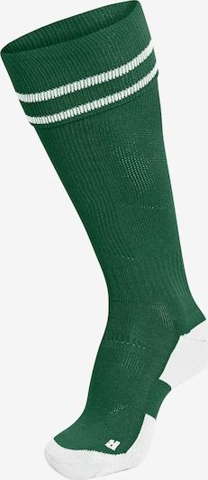 Hummel Athletic Socks in Dark green / White, Item view