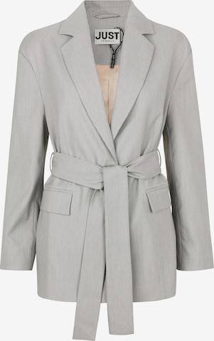 JUST FEMALE - Blazer 'Chicago' en gris