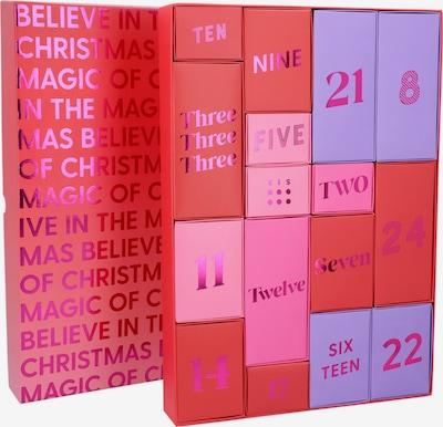 Six Box/mand in de kleur Neonroze, Productweergave