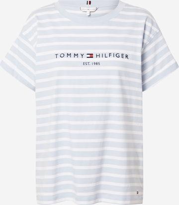 TOMMY HILFIGER - Camiseta en azul