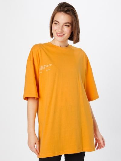 Public Desire Kleid in türkis / hellorange / hellpink / weiß, Modelansicht