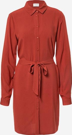 Rochie tip bluză 'LEOA' VILA pe maro ruginiu, Vizualizare produs