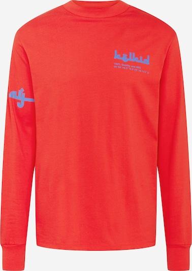 ABOUT YOU x Mero T-Shirt 'Kelkid' en rouge, Vue avec produit