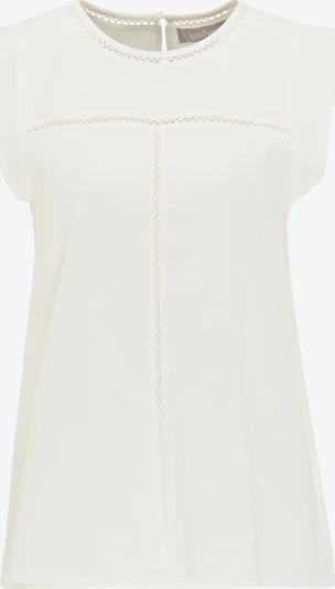 Usha Shirt in de kleur Wit, Productweergave