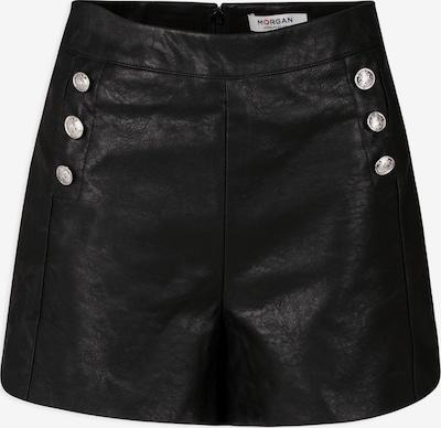 Morgan Hose '202-SHAPS' in schwarz, Produktansicht