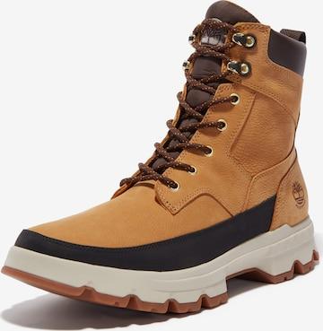 Bottines à lacets 'TBL Orig Ultra WP Boot - Greenstride' TIMBERLAND en marron