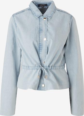 COMMA Between-Season Jacket in Blue