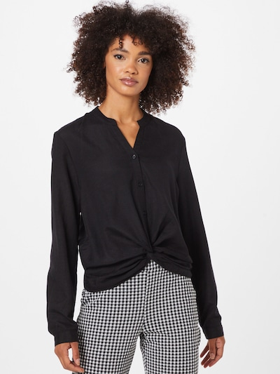 Superdry Blouse 'DANA' in Black, View model