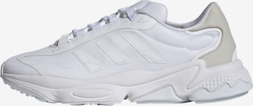 Baskets basses ADIDAS ORIGINALS en blanc