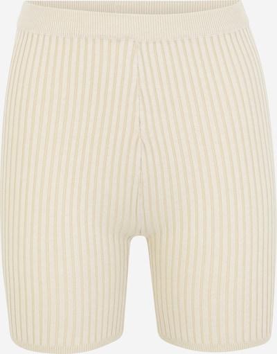 Missguided (Petite) Pantalon en beige, Vue avec produit