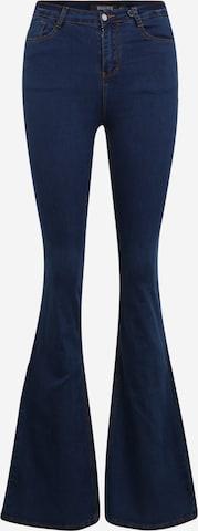 Jeans di Missguided Tall in blu