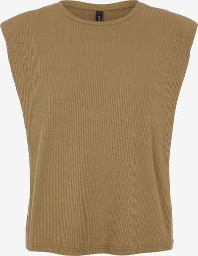 Y.A.S Tall Top 'Elle' in hellbraun, Produktansicht