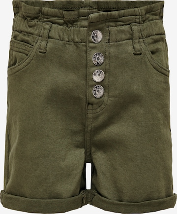 KIDS ONLY Jeans 'Elina' in Green