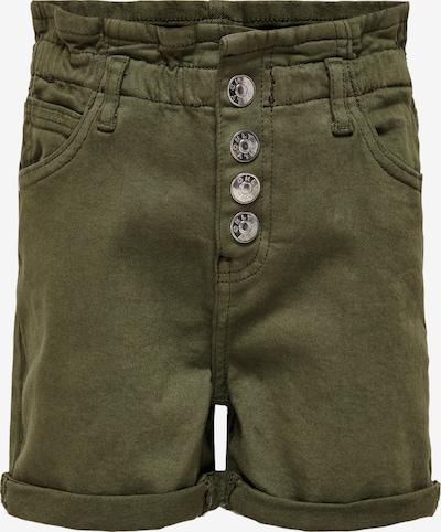 KIDS ONLY Jeans 'Elina' in de kleur Olijfgroen, Productweergave