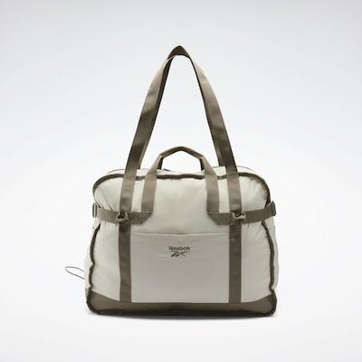 Reebok Classic Tasche in taupe / hellgrau, Produktansicht
