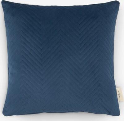 TOM TAILOR Kissenhülle in blau, Produktansicht