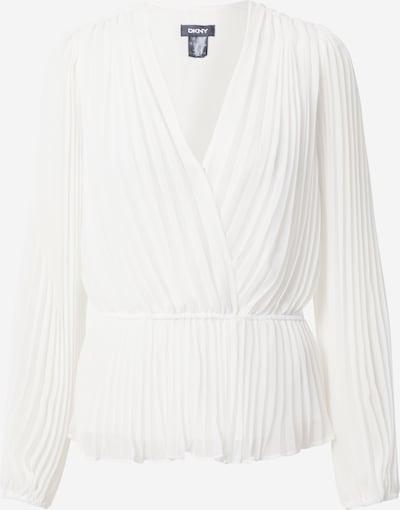 DKNY Blouse in de kleur Wit, Productweergave