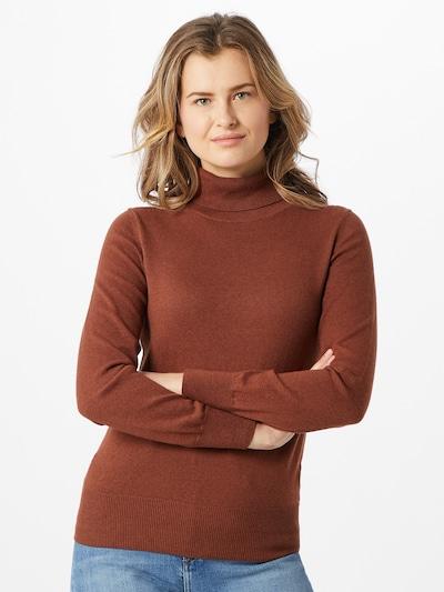 Part Two Pullover 'Tordis' in braun, Modelansicht