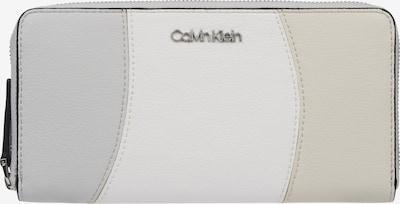 Calvin Klein Geldbörse in grau, Produktansicht