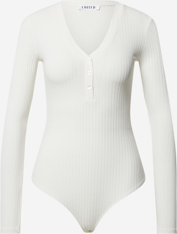 balta EDITED Marškinėliai-glaustinukė 'Eleonora'