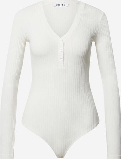 EDITED Shirt 'Eleonora' in white, Item view