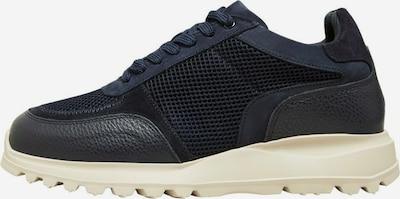 SELECTED HOMME Sneaker 'CALEB' in navy, Produktansicht