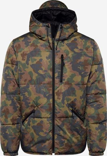 DENHAM Jacke 'APPLEWOOD' in khaki / oliv / dunkelgrün, Produktansicht