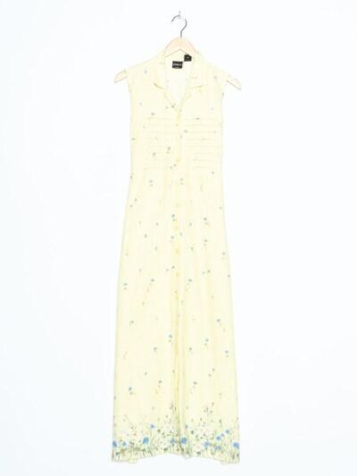 Erika Kleid in M-L in gelb, Produktansicht