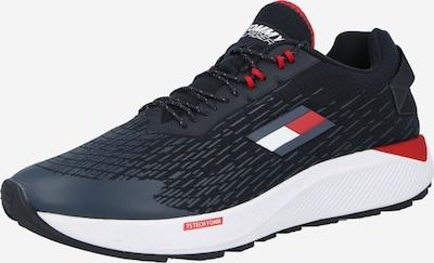 Pantofi sport Tommy Sport pe albastru închis / roșu / alb, Vizualizare produs