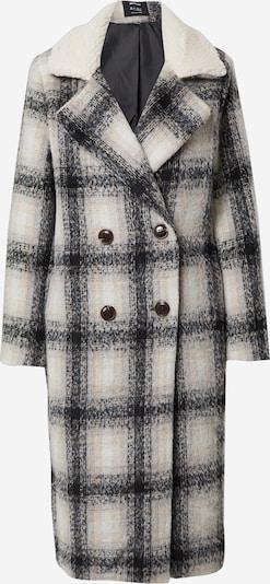 Cotton On Manteau mi-saison en beige / gris / gris chiné / noir / blanc, Vue avec produit