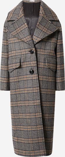 Libertine-Libertine Between-seasons coat 'Version' in Cream / Brown / Grey / Black, Item view