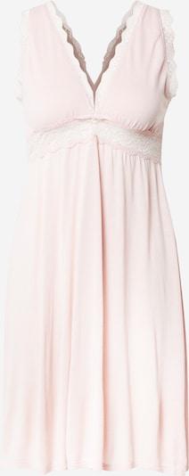 OVS Пенюар в пастелно розово: Изглед отпред