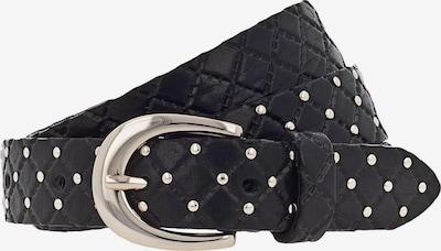 b.belt Handmade in Germany Gürtel GOLD in schwarz, Produktansicht