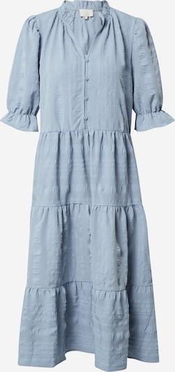 minus Kleid 'Bergitta' in rauchblau, Produktansicht