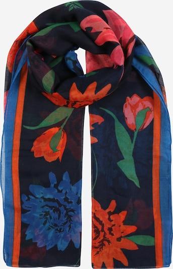 Dorothy Perkins Šal | temno modra / mešane barve barva, Prikaz izdelka