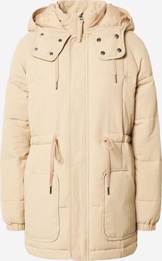 Demisezoninė striukė 'Dora' iš basic apparel , spalva - smėlio, Prekių apžvalga