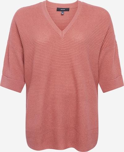 fáradt rózsaszín Vero Moda Curve Pulóver 'LEANNA', Termék nézet