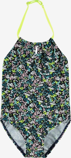 NAME IT Badeanzug 'Zassy' in nachtblau / mischfarben, Produktansicht