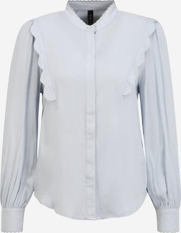 Y.A.S Petite - Blusa 'SCALA' en azul