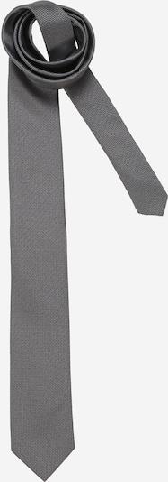 SELECTED HOMME Cravate en gris, Vue avec produit
