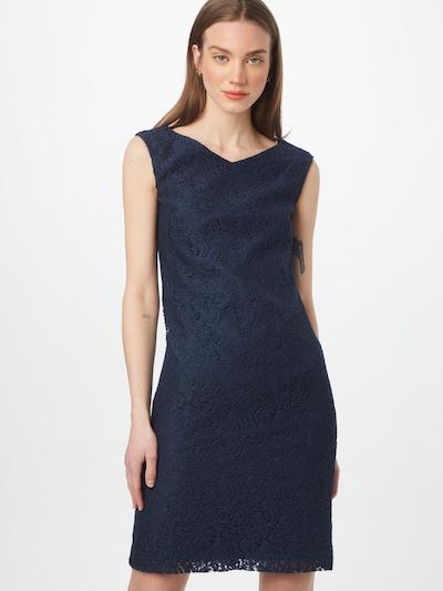 SWING Φόρεμα κοκτέιλ σε σκούρο μπλε, Άποψη μοντέλου