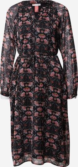 STREET ONE Kleid in pink / schwarz, Produktansicht