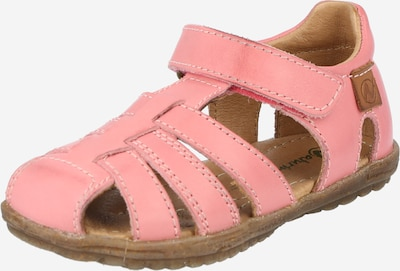 NATURINO Sandale in koralle, Produktansicht