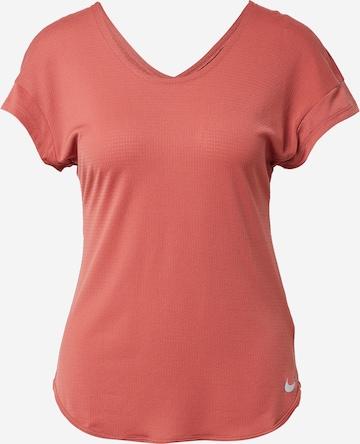 NIKE Funksjonsskjorte i rosa