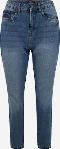 Noisy May Petite Jeans 'ISABEL' in Blau