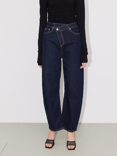 LeGer by Lena Gercke Jeans 'Blakely' in blue denim, Modelansicht